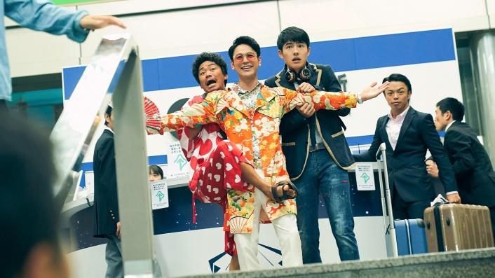 para detektif dalam film detective chinatown