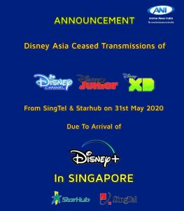 Pengumuman hengkangnya Disney di Asia Tenggara