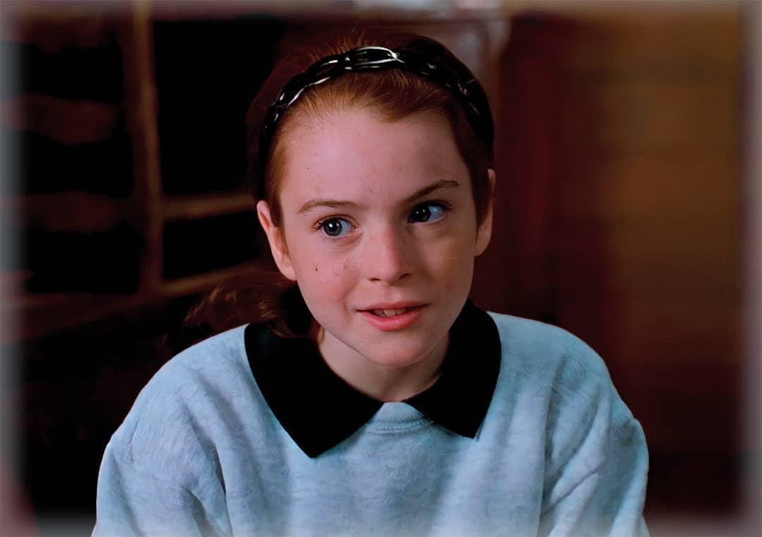 Lindsay Lohan The Parent Trap