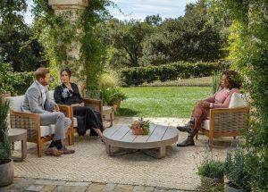 Pangeran Harry dalam wawancara dengan Oprah
