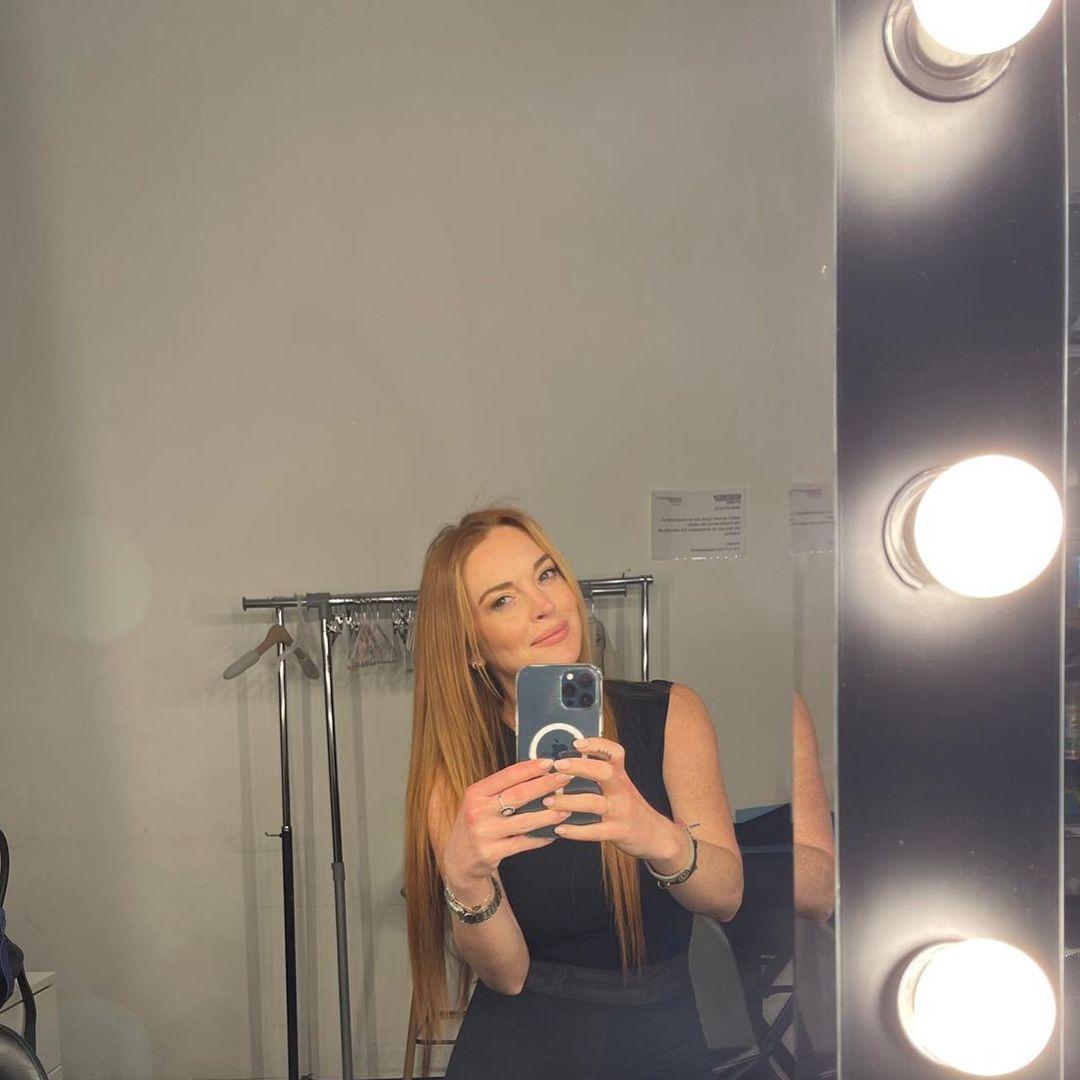Lindsay Lohan Netflix