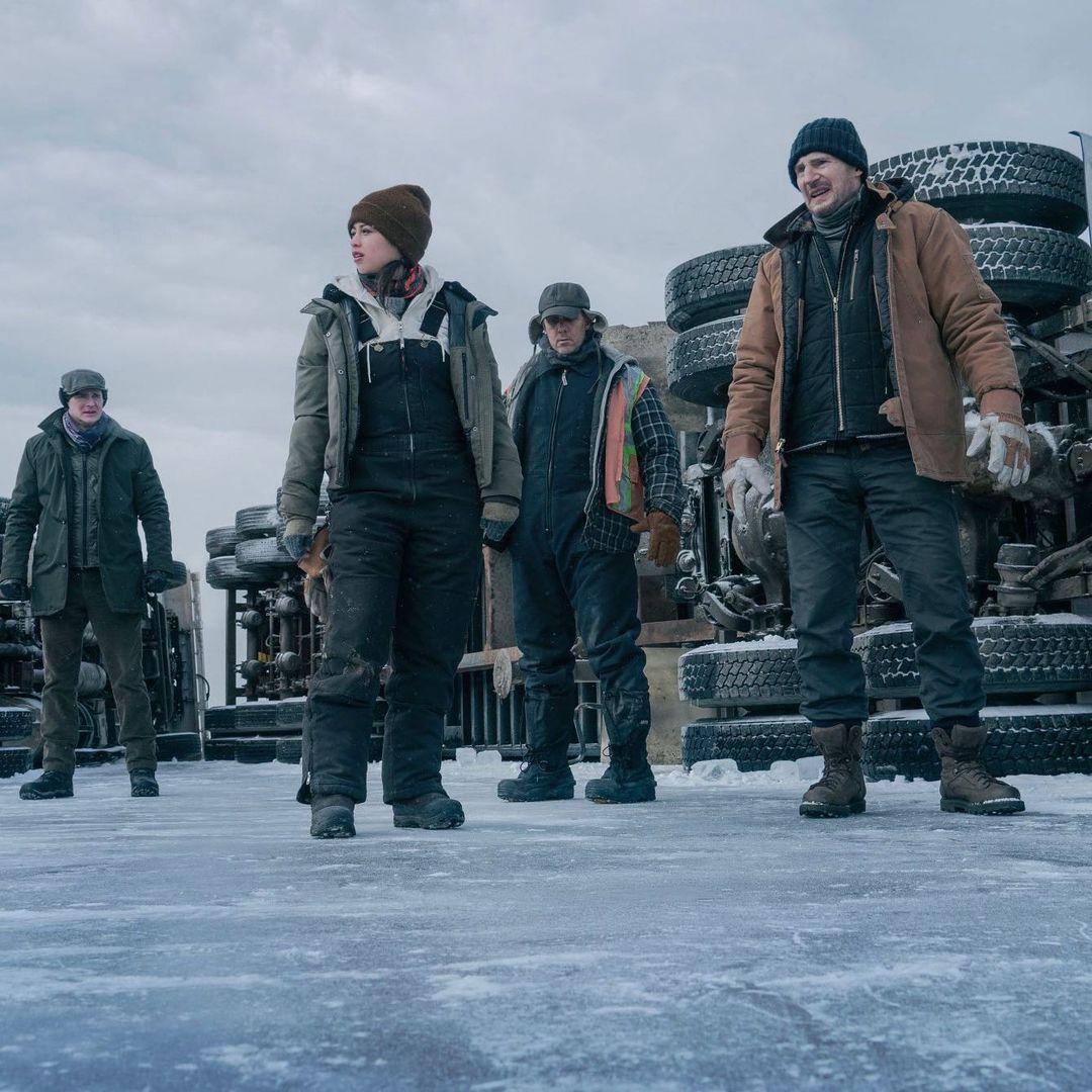 Liam Neeson The Ice Road