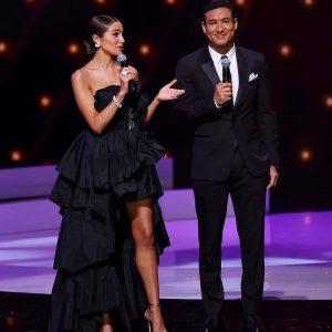Mario Lopez, Olivia Culpo