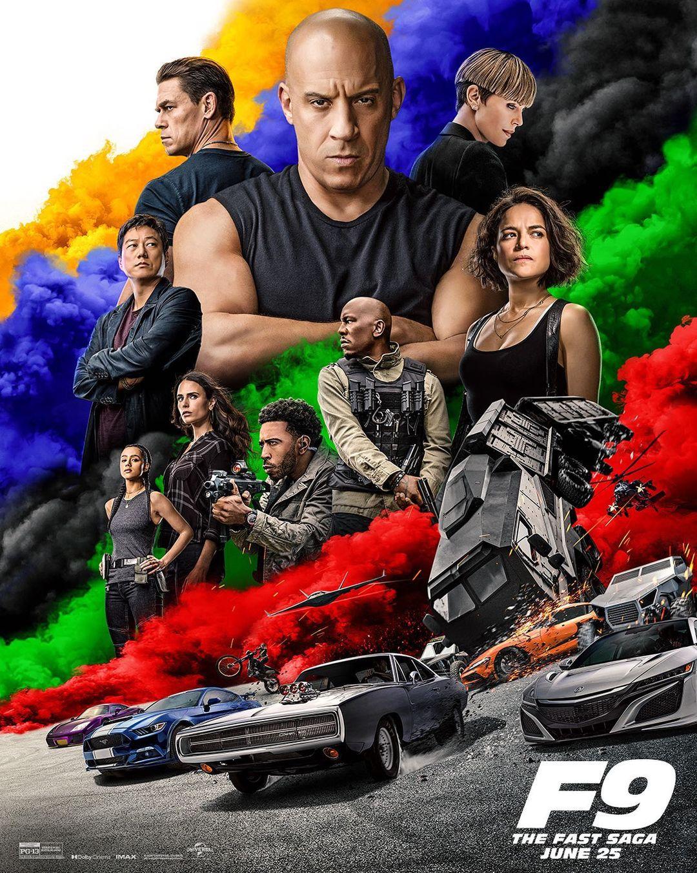 Poster F9 di AS