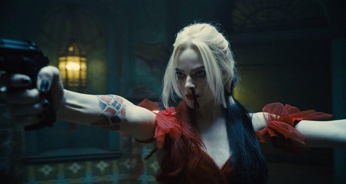 Harley Quinn dalam The Suicide Squad