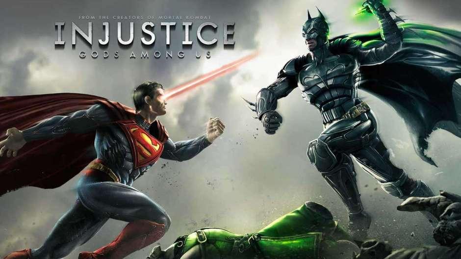 Injustice god among us