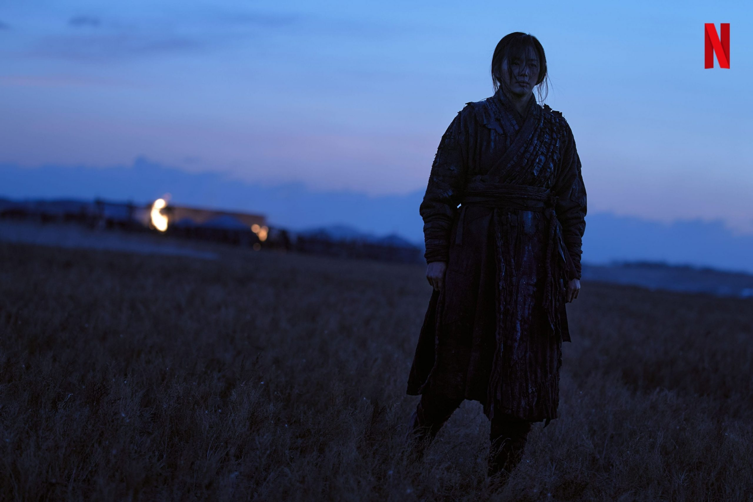 Jun Ji Hyun sebagai Ashin dalam Kingdon Ashin of the North 05 (sumber soompi)