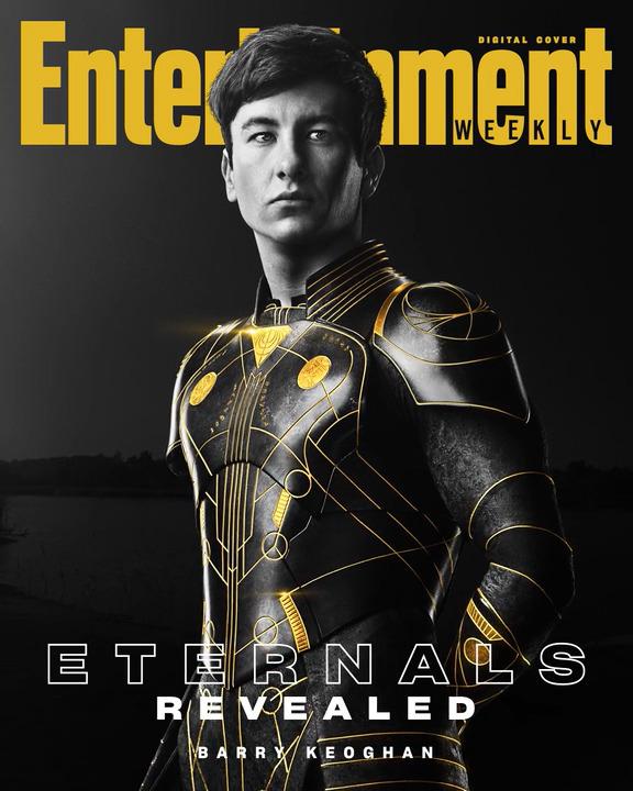 Barry Keoghan sebagai Druig dari Eternals