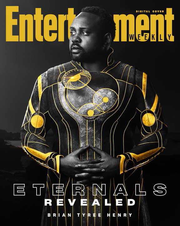 Brian Tyree Henry sebagai Phastos dari Eternals