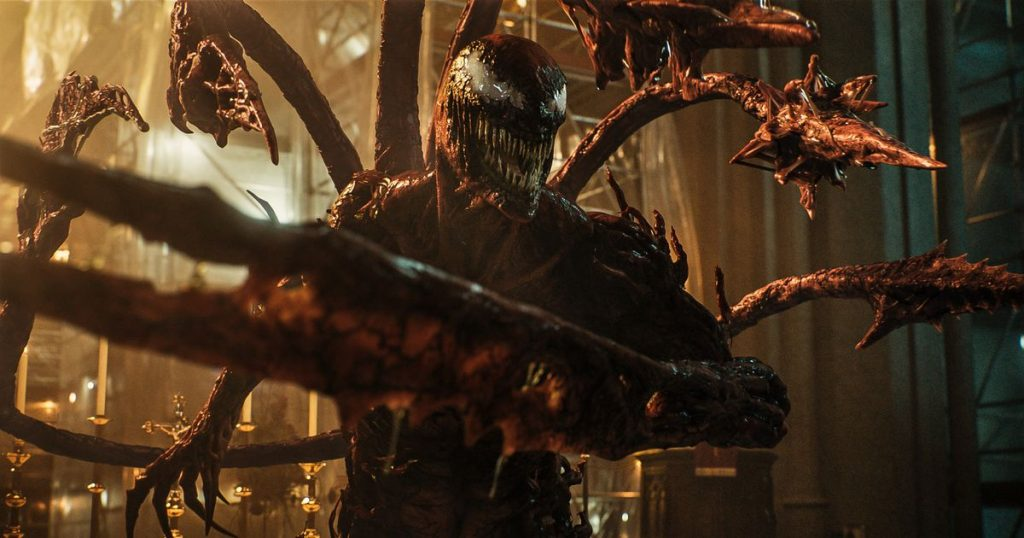 Carnage dalam Trailer 2 Venom