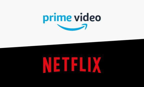 Netflix dan Amazon Prime Video