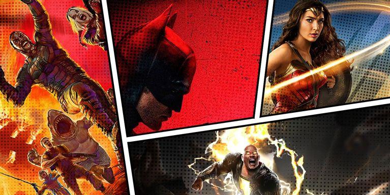 film terbaru DC