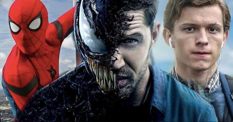 Venom dan Spider-Man