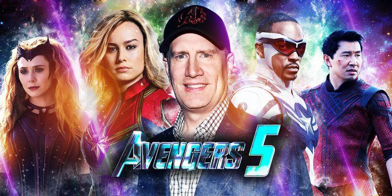 Ilustrasi Avengers 5