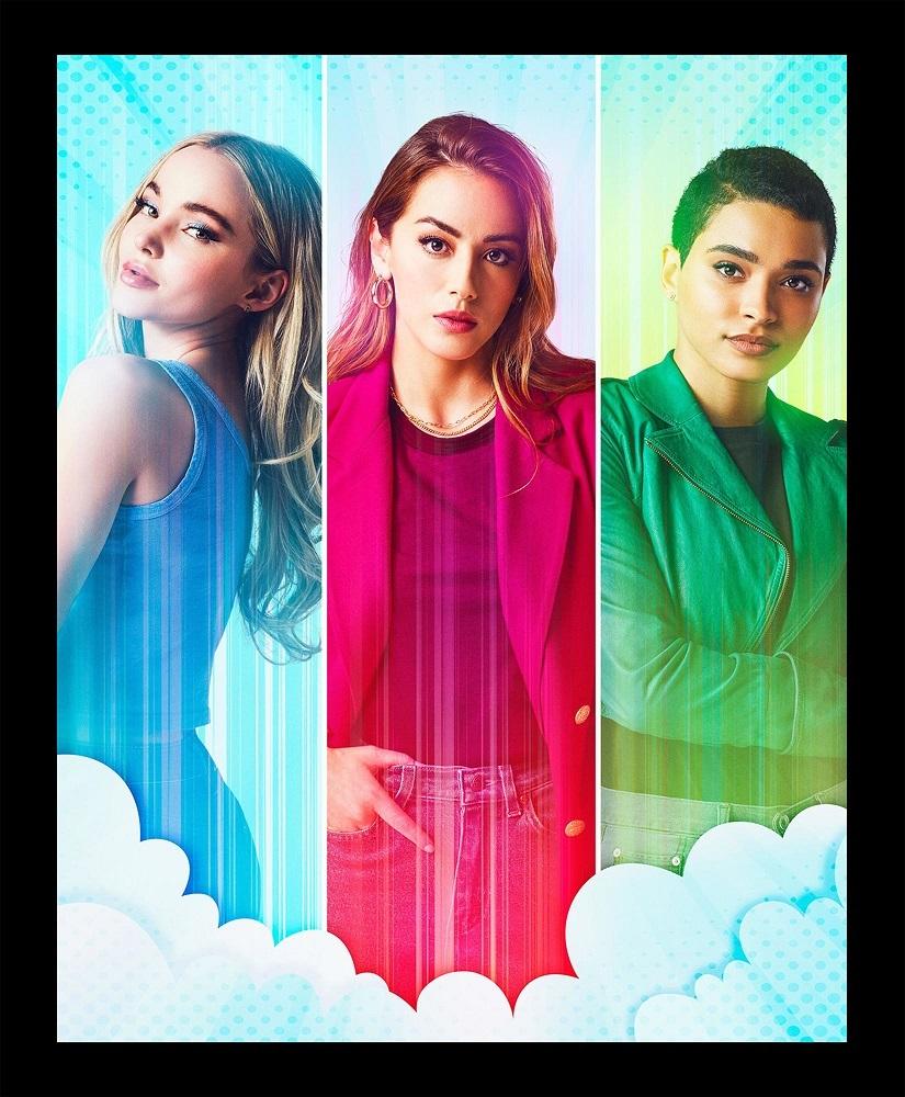 Firstlook Powerpuff Girls
