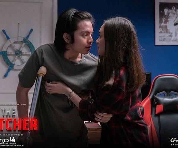 Salah satu scene dalam film Indonesia The Watcher