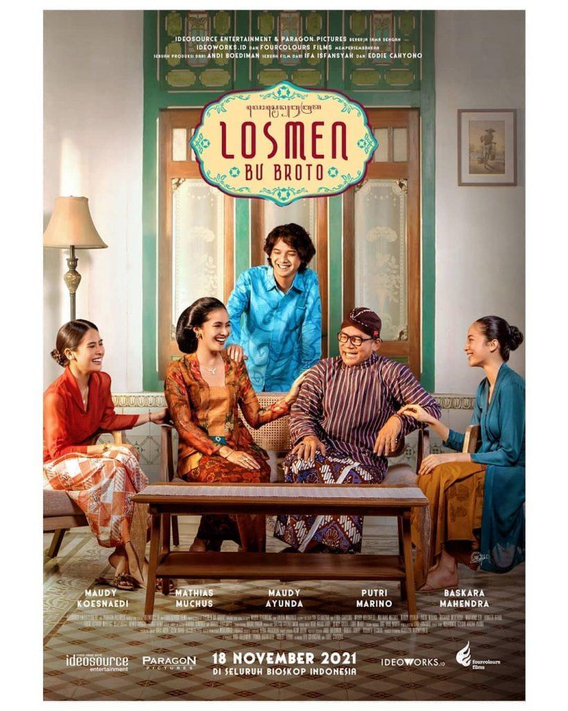 Poster Losmen Bu Broto