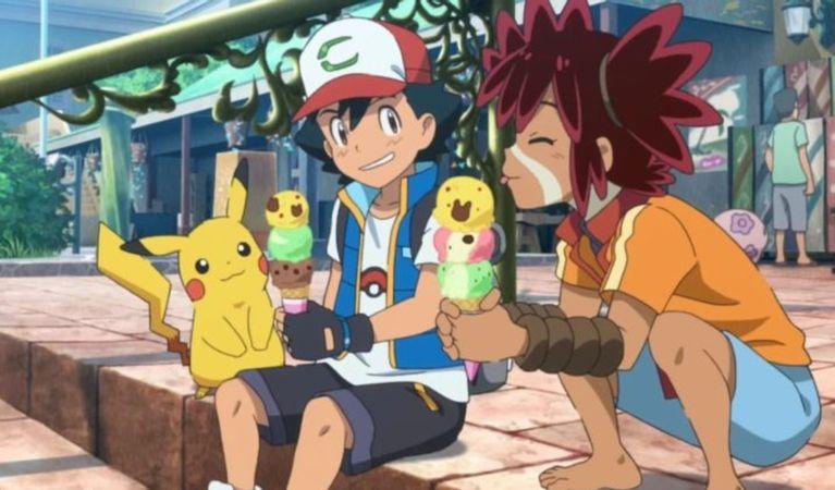 Ash dan Coco