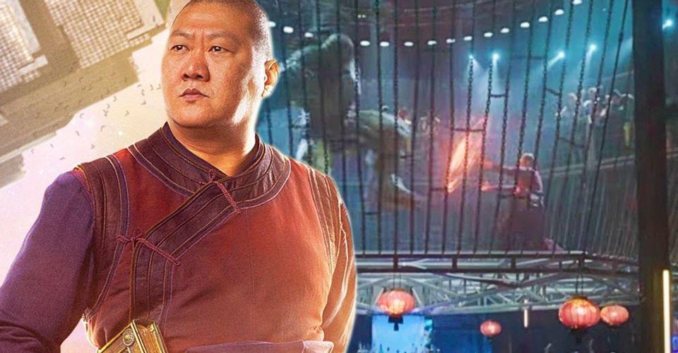 Benedict Wong melawan Abomination dalam trailer Shang-Chi
