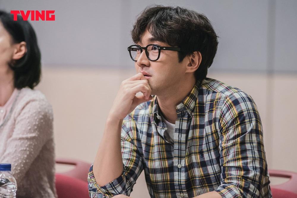 """Choi Siwon sebagai Kang Book Goo dalam """"City Girl Drinkers"""""""