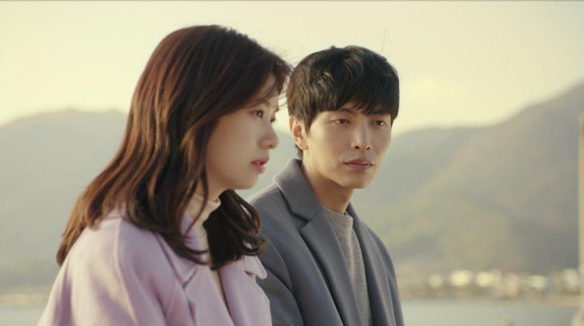 Nam Se Hee (Lee Min Ki) & Yoon Ji Ho (Jung So Min) dalam Because This is My First Life
