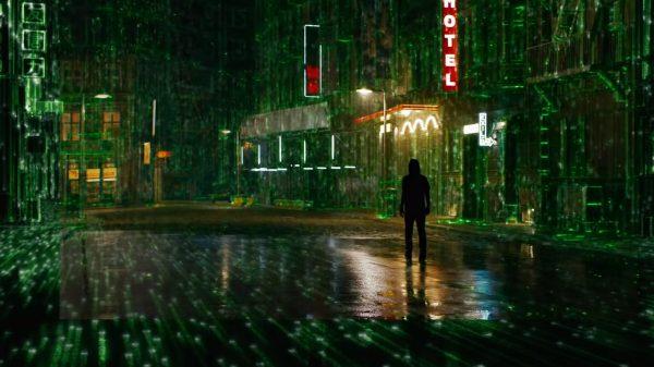 Neo dalam trailer The Matrix Resurrections