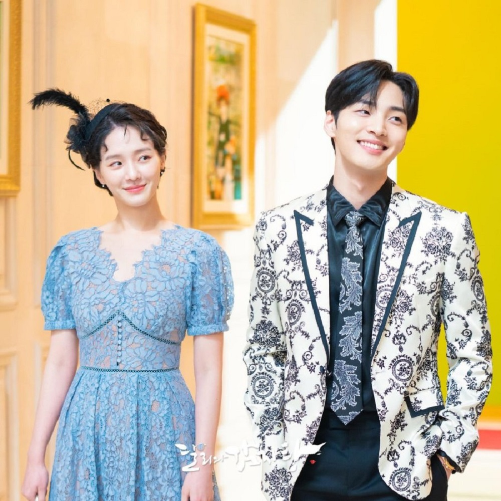 Kim Min Jae dan Park Gyu Young dalam drama Dali and Cocky Prince