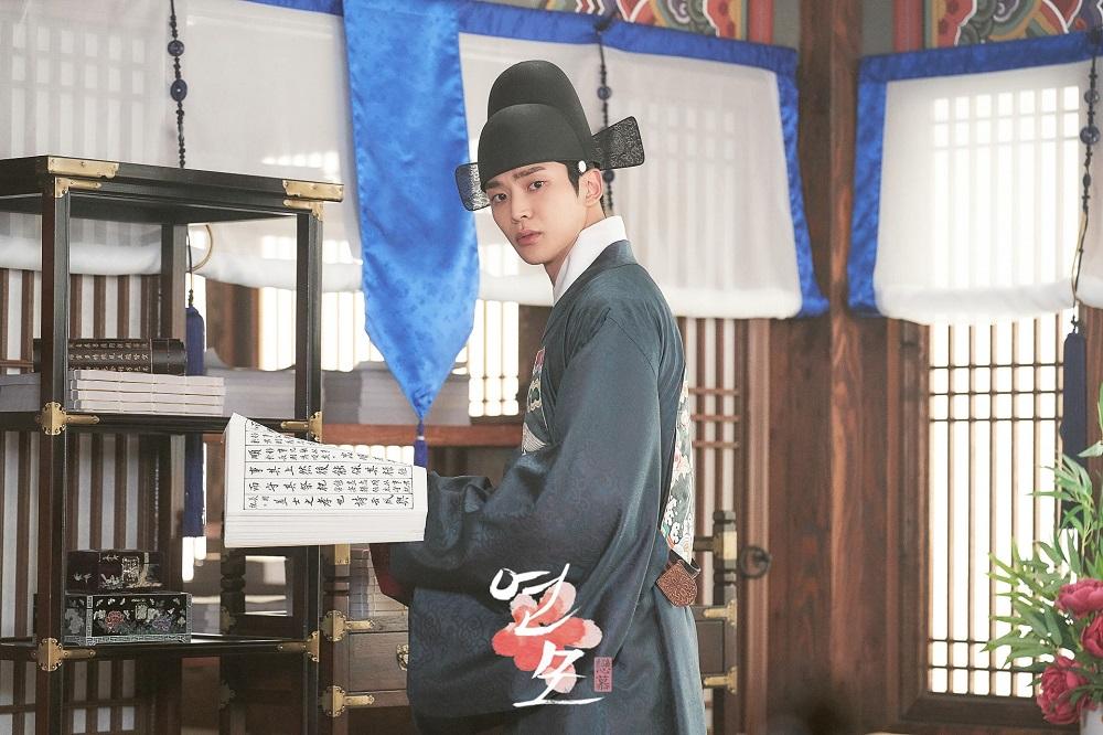 Rowoon sebagai Jung Ji Woon drama The King's Affection