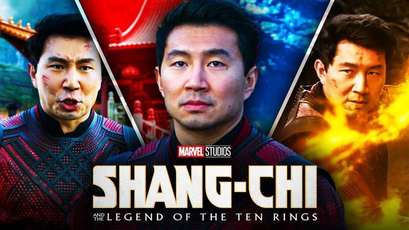 Ilustrasi Shang-Chi