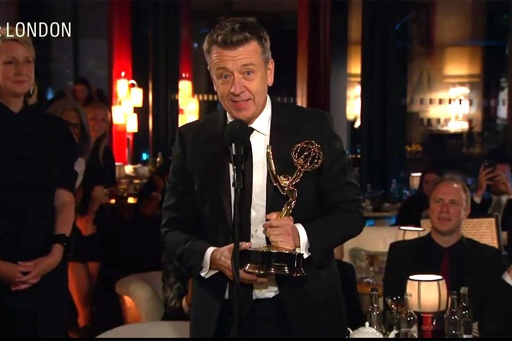 The Crown best drama Emmy Awards.