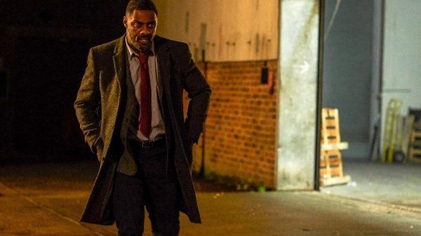 Idris Elba dalam Luther