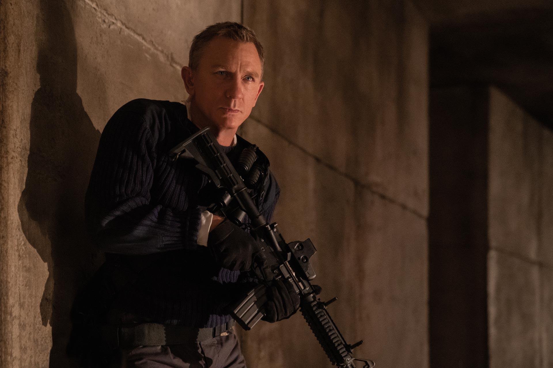 Daniel Craig - Fakta No Time to Die