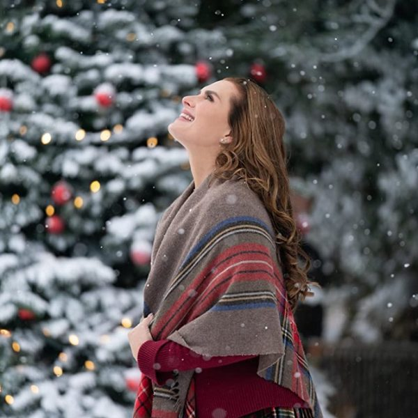 Brooke Shields in A Castle for Christmas