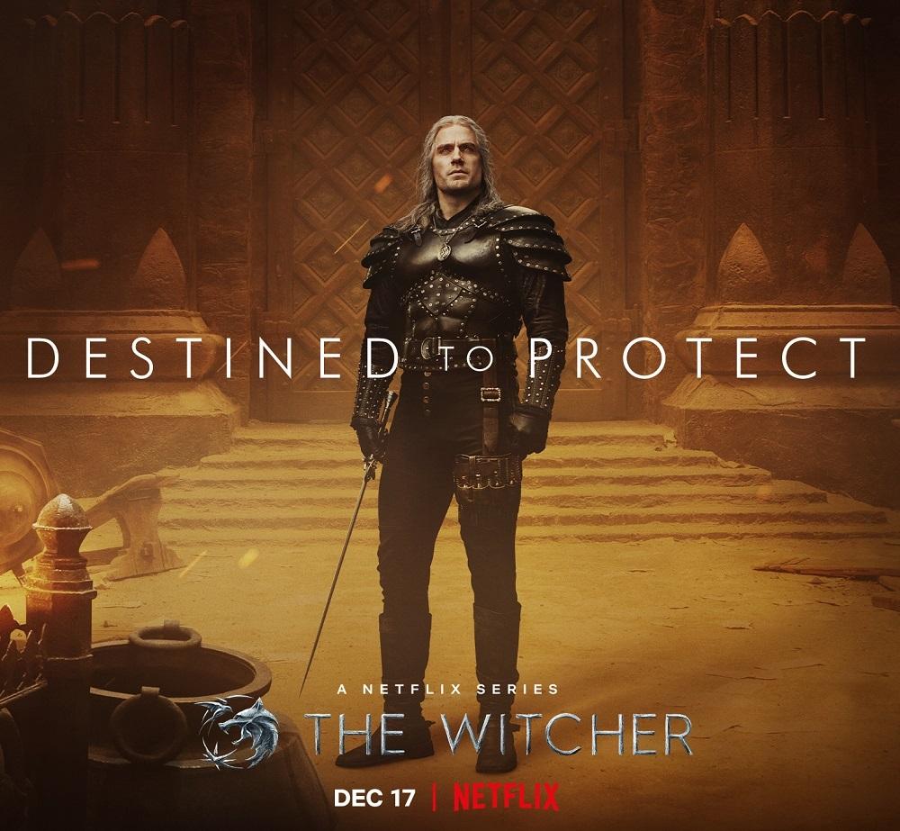 Geralt - The Witcher Series Season 2