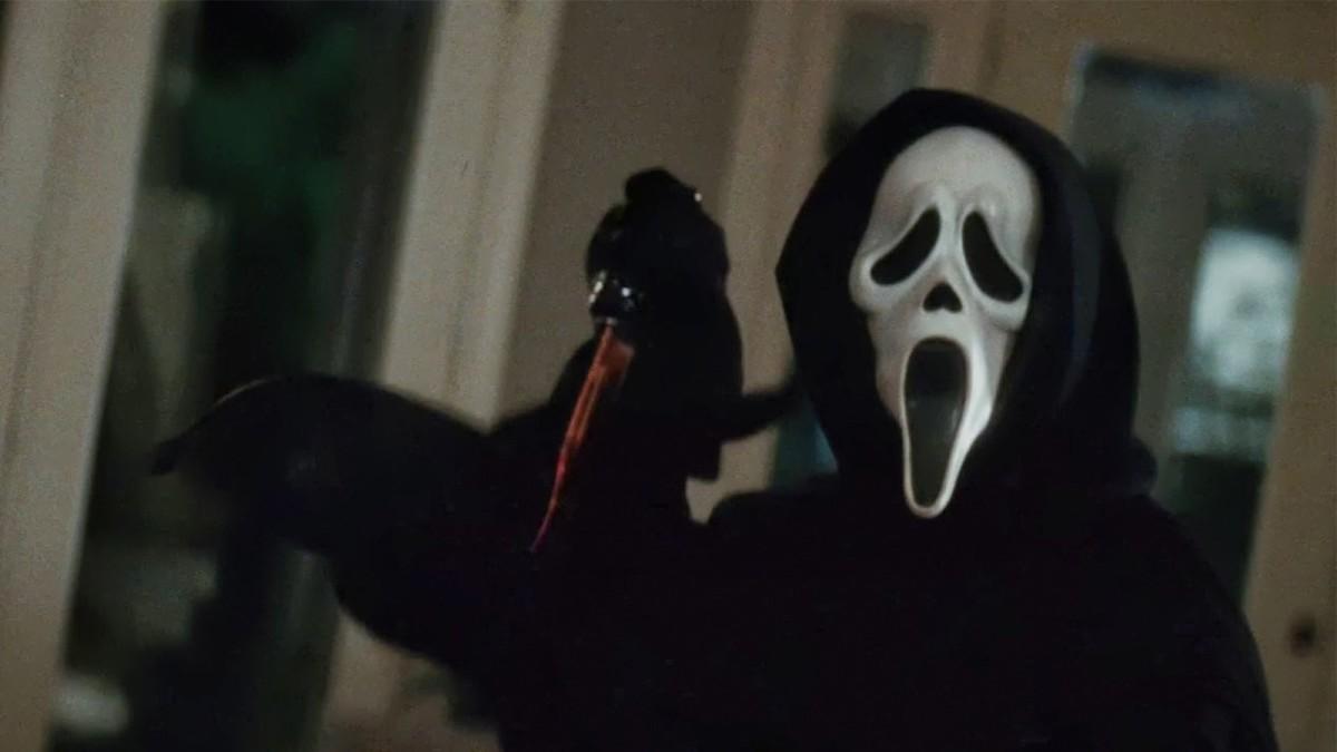 Ghostface dalam Scream
