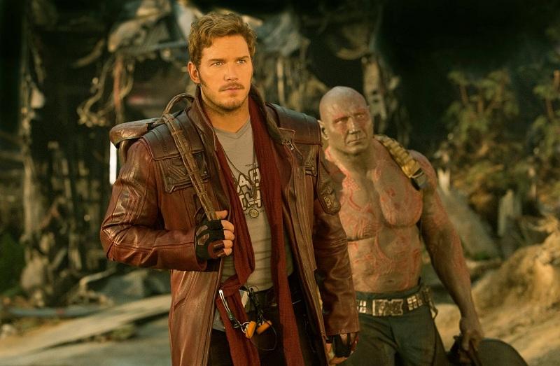 Cuplikan Guardians of the Galaxy