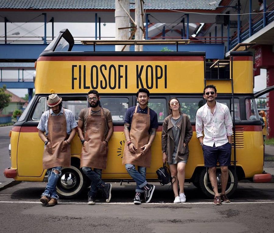 Film tentang kopi - Filosofi Kopi
