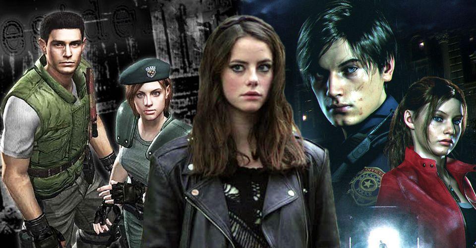 Karakter ikonik Resident Evil